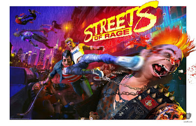 Download Streets of Rage Classic Apk + Mod (unlocked) v1.0.1 Offline