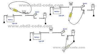 Fundamental of electrical automotive engineering - Test Lamp
