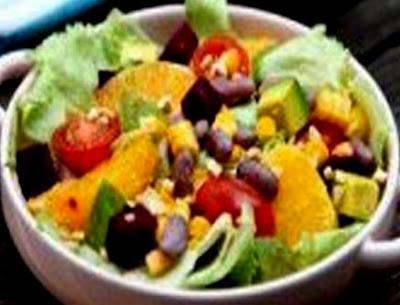 Foto Resep Salad Buah Jeruk Sunkist Segar Asli Enak
