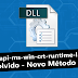 Como resolver Erro api-ms-win-crt-runtime-l1-1-0.dll
