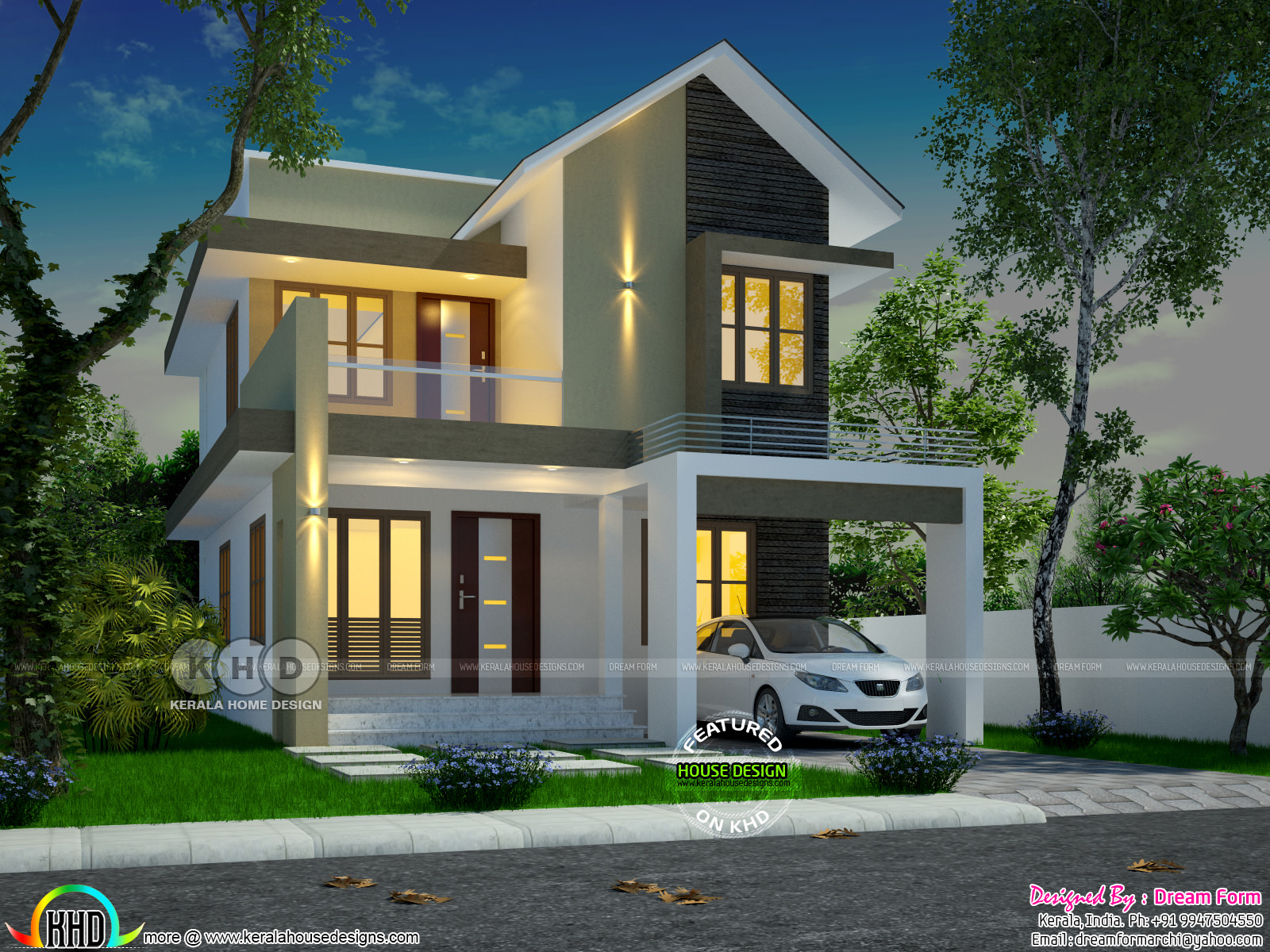 House design of kerala - Beautiful Budget Friendly Kerala Home Design