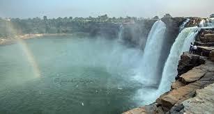 Chitrakut Falls in full glory