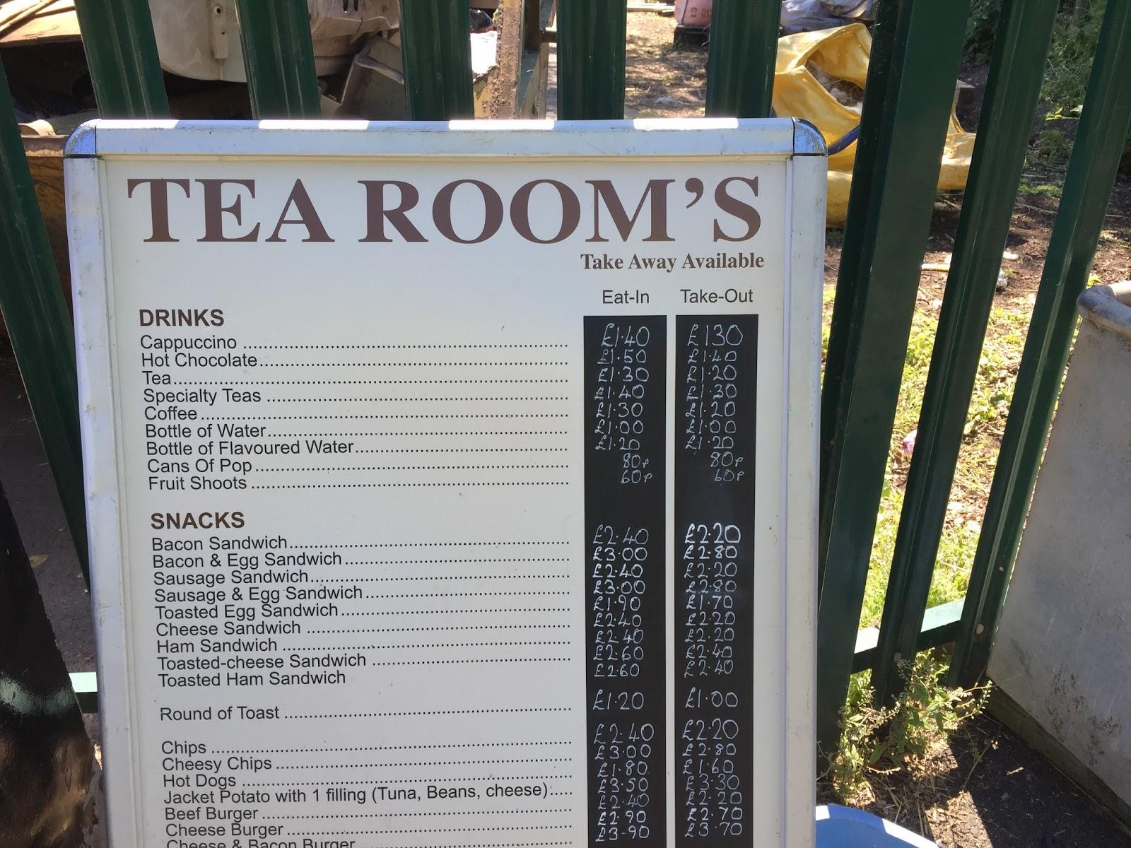 Sheldon Country Park Tea Room