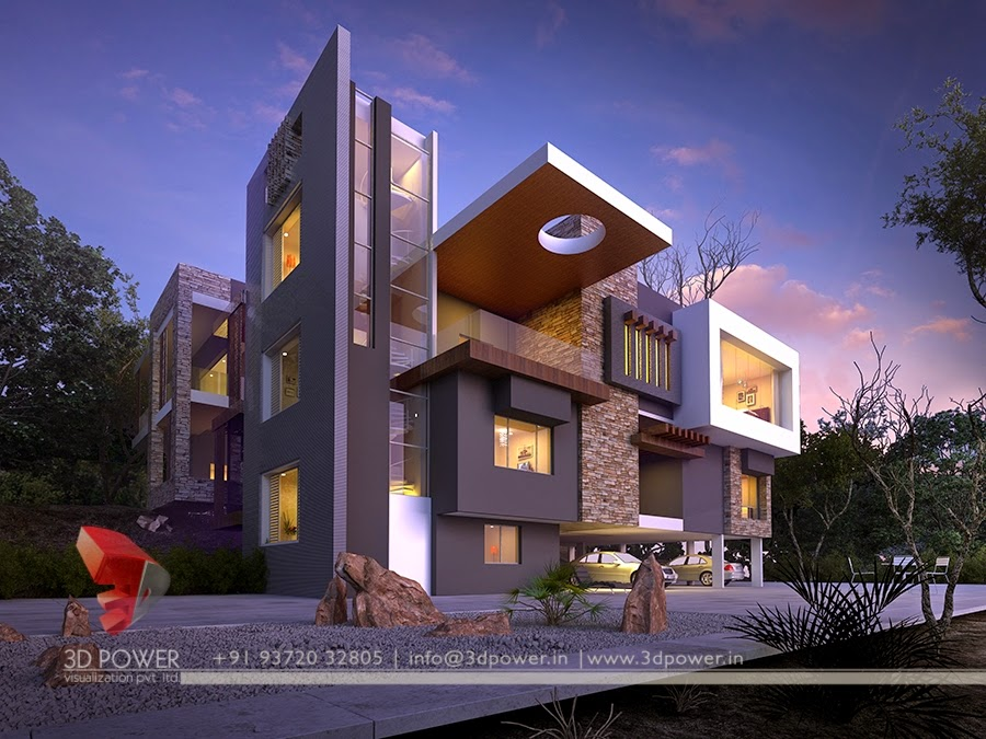 bungalow architectural design india