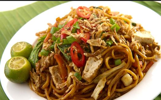 Resep Mie Goreng Cakalang lezat