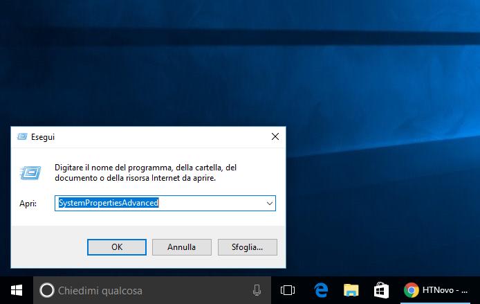 Come impedire il riavvio automatico del PC in occasione di BSOD (Schermo Blu) in Windows 10 2 HTNovo