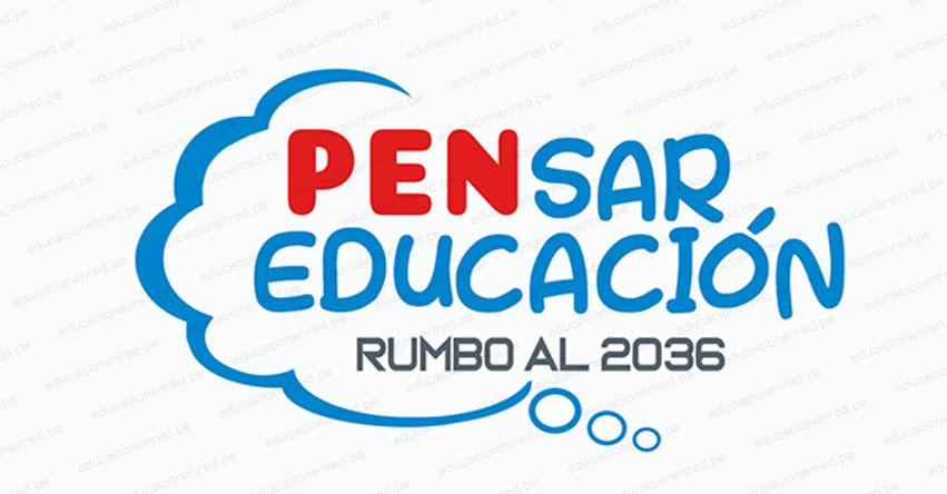 Las políticas tienen que pensar en el ciudadano y en su trayectoria educativa a lo largo de la vida, sostuvo el Ministro de Educación, Daniel Alfaro, en primer programa de TV por internet del CNE