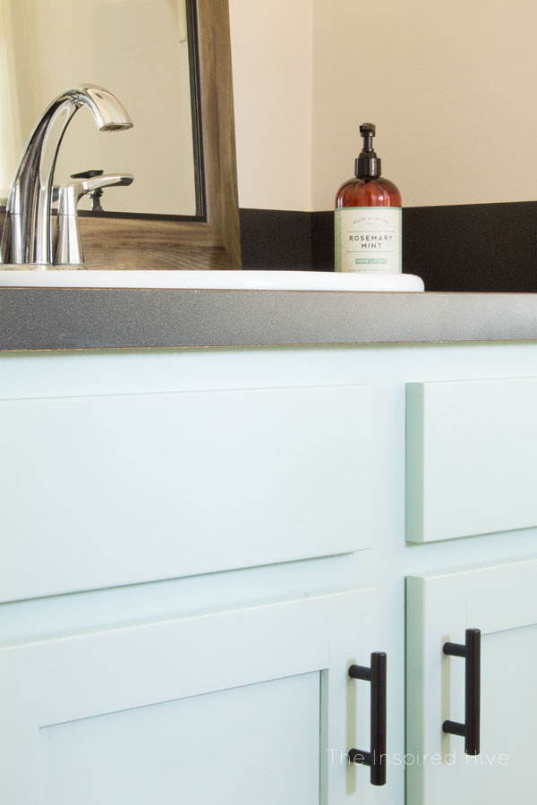 Sw Waterscape On Bathroom Vanity 4 Easy Powder Room Updates The Inspired Hive