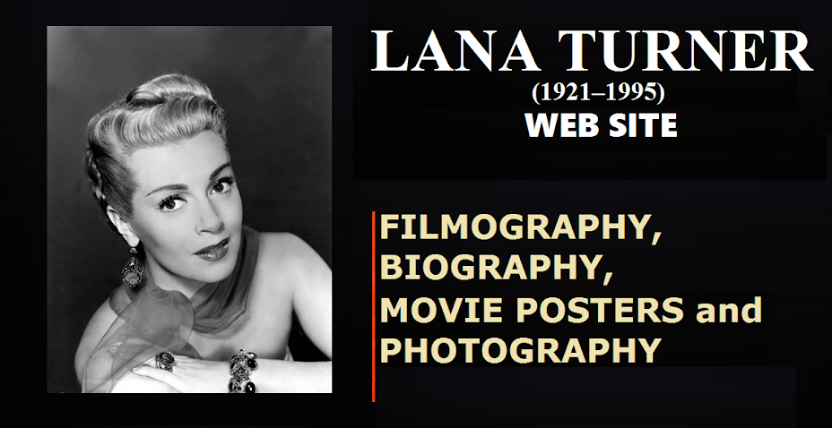 LANA TURNER: WEB SITE