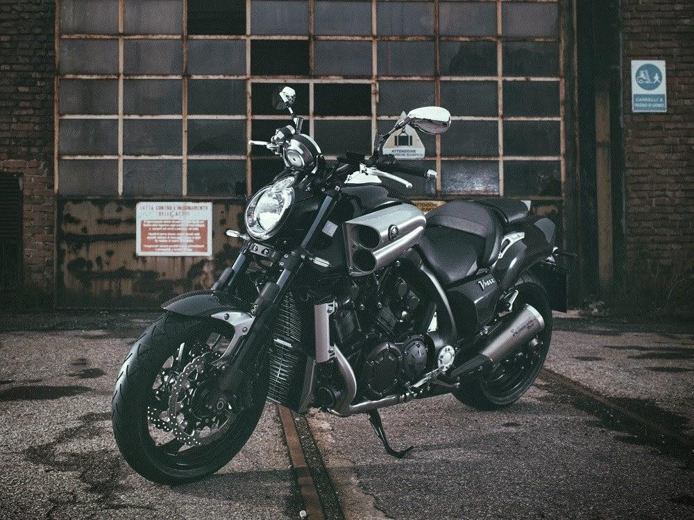 New Yamaha Vmax Carbon