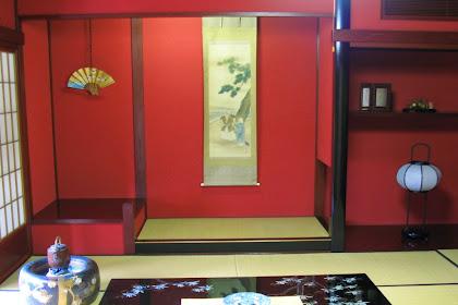 Dekorasi Ruang Tamu Ala Negeri Sakura