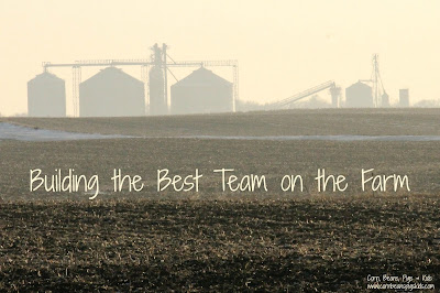 Building the Best Team on the Farm