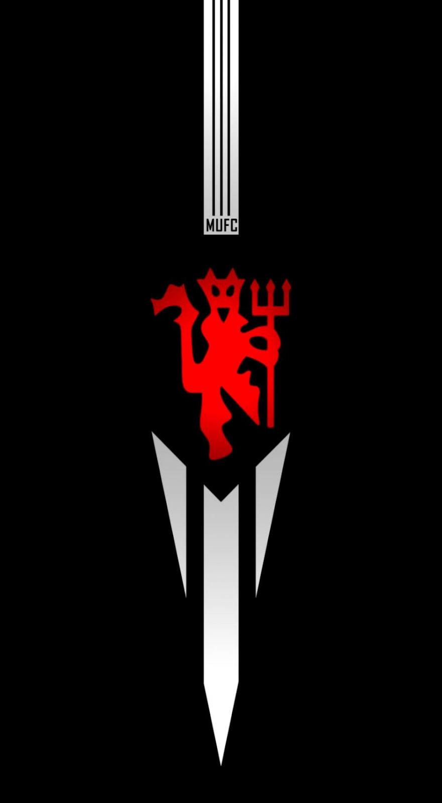 Manchester United Hd Logo Backgrounds Desktop Pixell Wallpapers