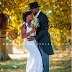 Funke Akindele and JJC Skillz mark 1st wedding anniversary, releases never before seen photos from their wedding