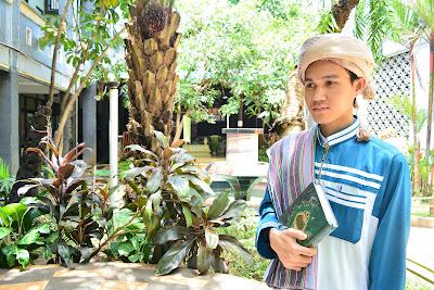 Abdul Adzim, Al Quran Bejalan dari Tanah Kamboja