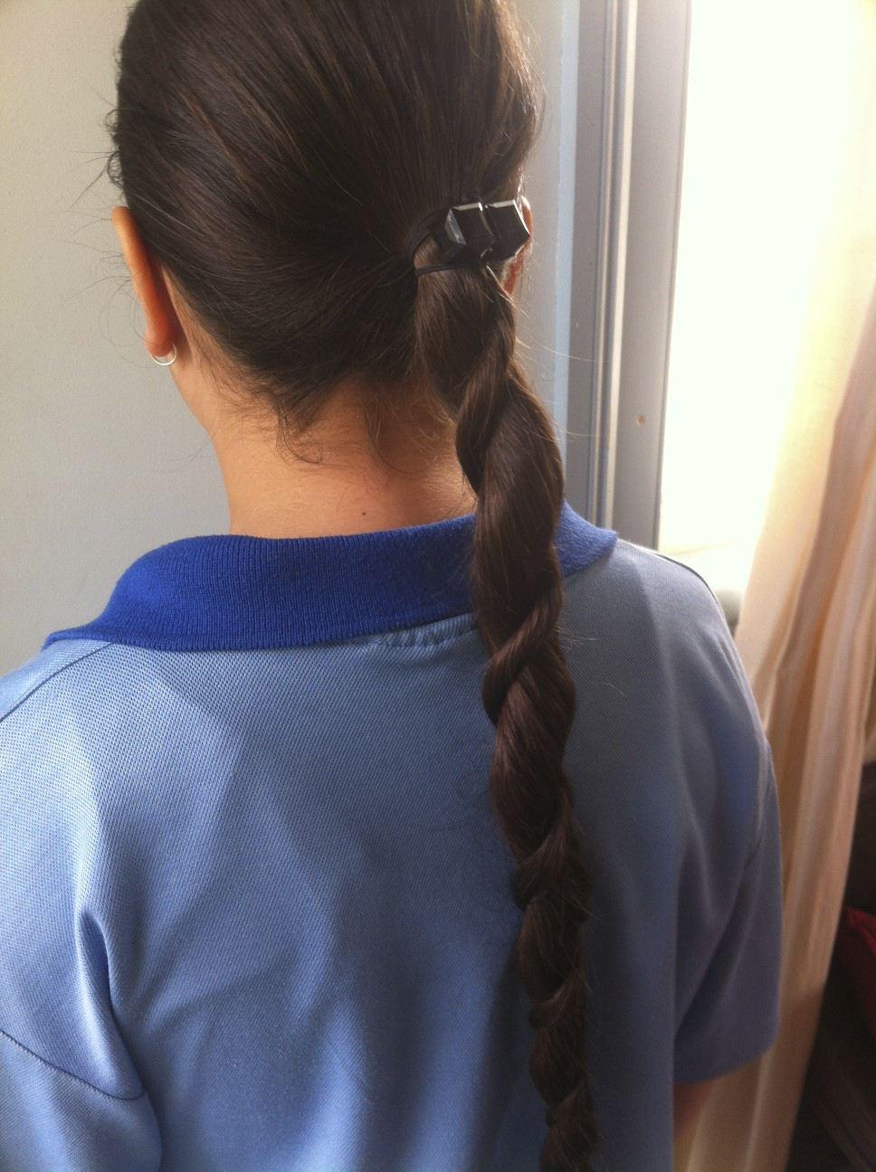 Outstanding Uneven Twister Ponytail Rapunzel39S Mother Short Hairstyles For Black Women Fulllsitofus