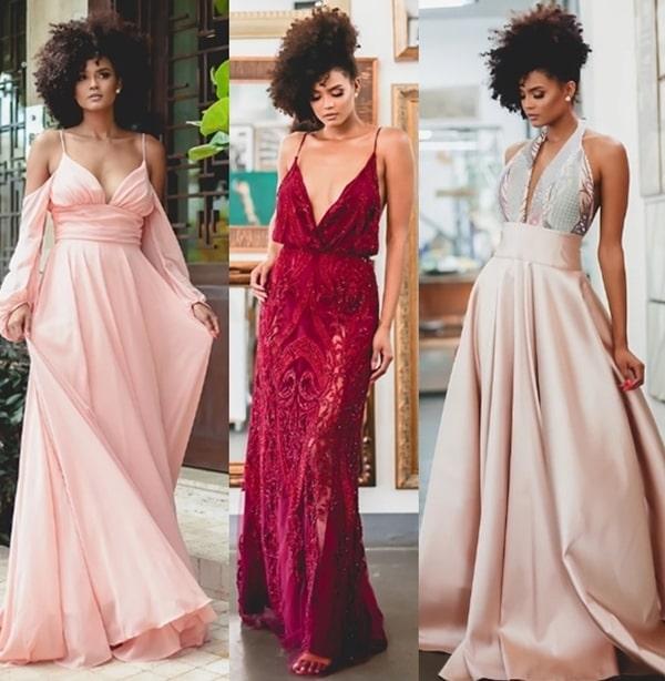 vestido de festa 2019