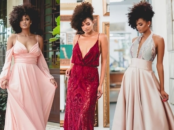 Vestidos de festa 2019: modelos para madrinhas e formandas