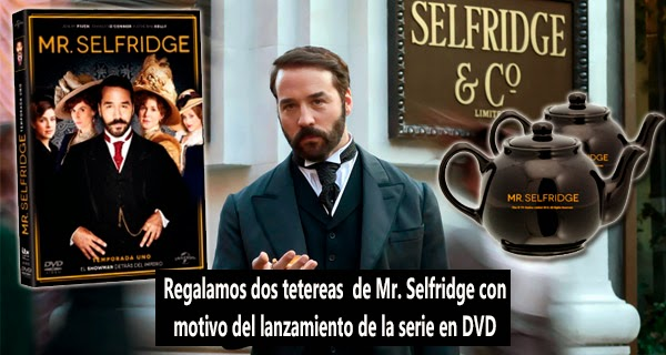 Concurso Mr. Selfridge