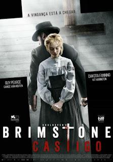 Brimstone - Poster & Trailer