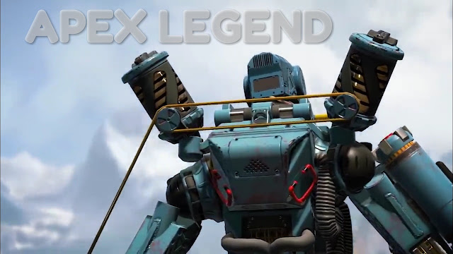 APEX LEGEND OPEN WORLD GAMING