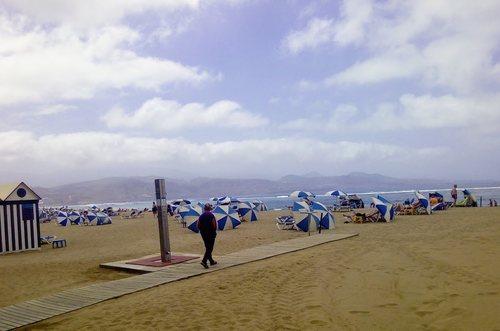spiaggia di las palmas