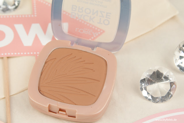 Back to Bronze - Bronze Puder & Life's a Peach - Blush