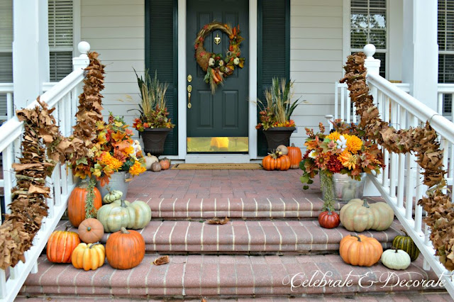 Celebrate & Decorate Fall Entry