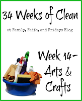http://www.familyfaithandfridays.com/2015/04/34-weeks-of-clean-week-14-arts-and.html
