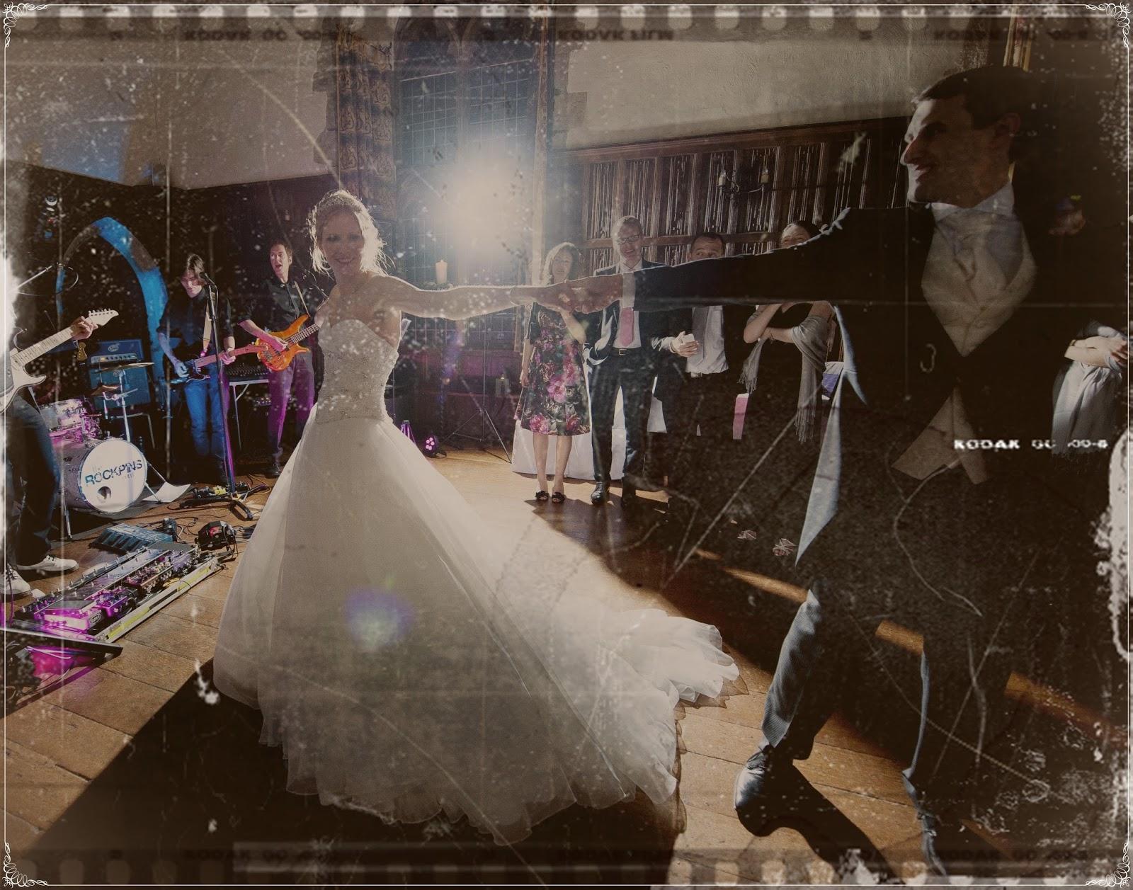 Live bands toronto wedding