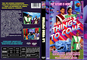Cover, dvd, carátula: La vida futura | 1936 | Things to Come