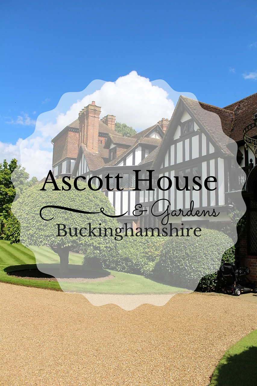 Ascott House and Gardens in Buckinghamshire