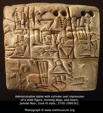 ATLANTEAN GARDENS: Ancient Sumerian Cuneiform History