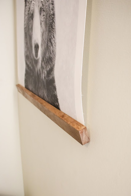 diy canvas wall hanging