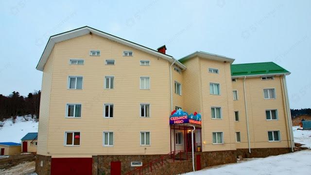 Краснодарский Край: Туркомплекс «Седьмое небо» всего за 100 рублей!