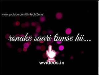 Piya O Re Piya Whatsapp Status Love Video