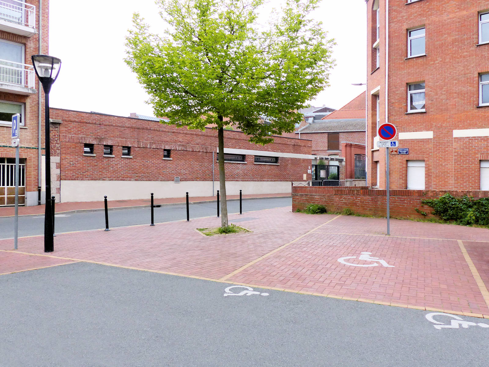 Parking Tourcoing Centre - Places Handicapés Parking Lagrange