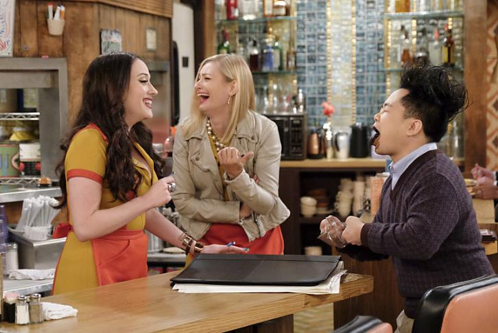 2 Broke Girls - Episode 6.08 - And The Duck Stamp - Promo, Promotional Photos & Press Release