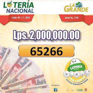 loteria-grande-1188-premio-mayor-miercoles-30-11-2016
