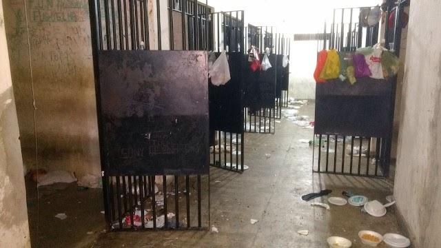 Nova chacina deixa pelo menos dez mortos na cadeia de Itapajé