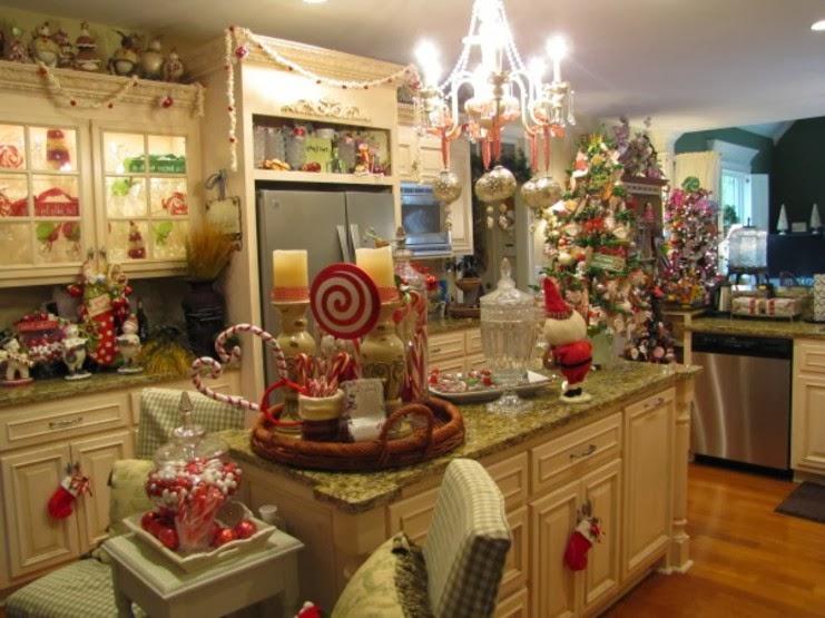 Shabby In Love: Christmas Kitchen Decor Ideas