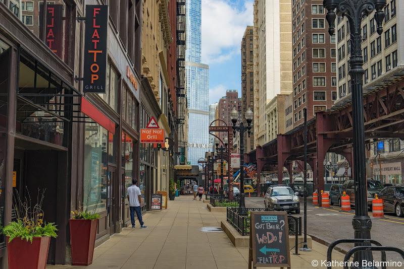 Chicago Walking Tour Girls' Weekend in Chicago