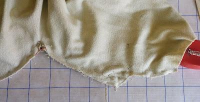 Creates Sew Slow: Vogue 2056 Issey Miyake Poppy's Patchwork Jacket