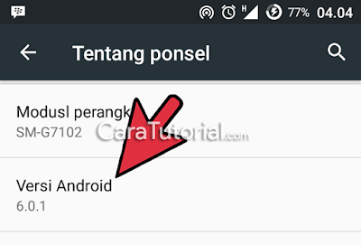 Versi Android