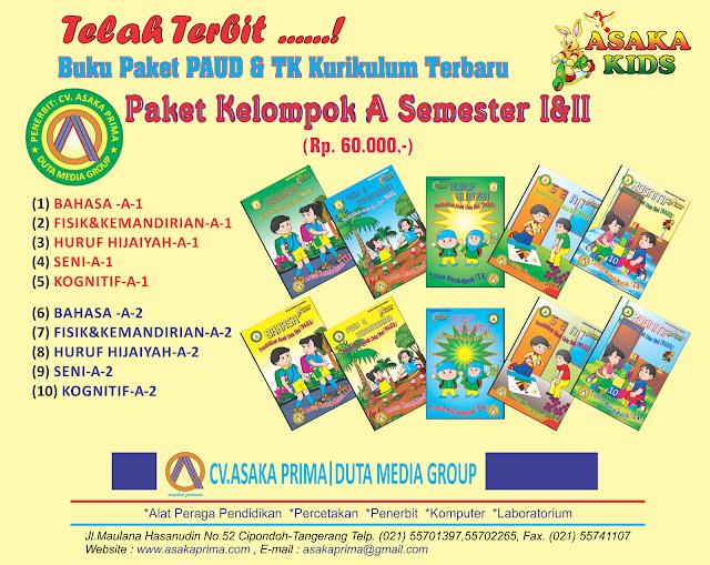 Buku Paud - Majalah PAUD TK PlayGroup. buku paud, buku tk,paud dan tk,buku pedidikan ,buku murah, paket buku paud, materi buku paud