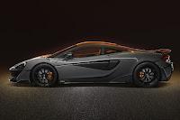 McLaren 600LT Coupé (2019) Side