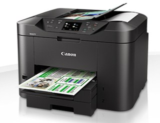 Canon MAXIFY MB2340 Driver Download