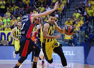 Euroleague | Fenerbahçe - Baskonia | Kostas Sloukas