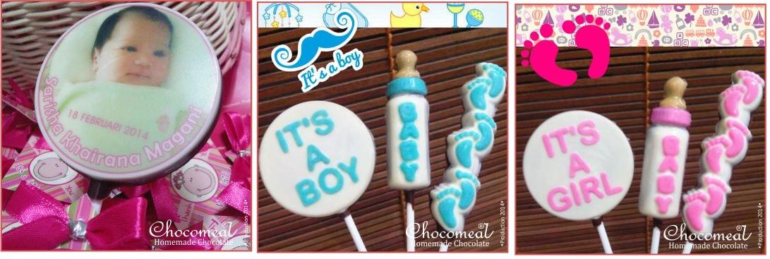 aneka cokelat baby born