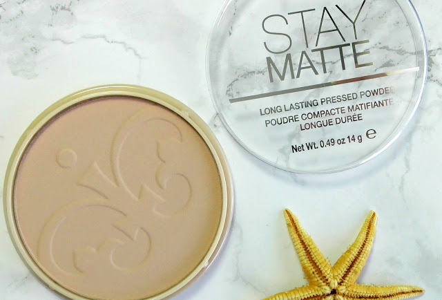 Rimmel Stay Matte Long Lasting Pressed Powder 005 Silky Beige